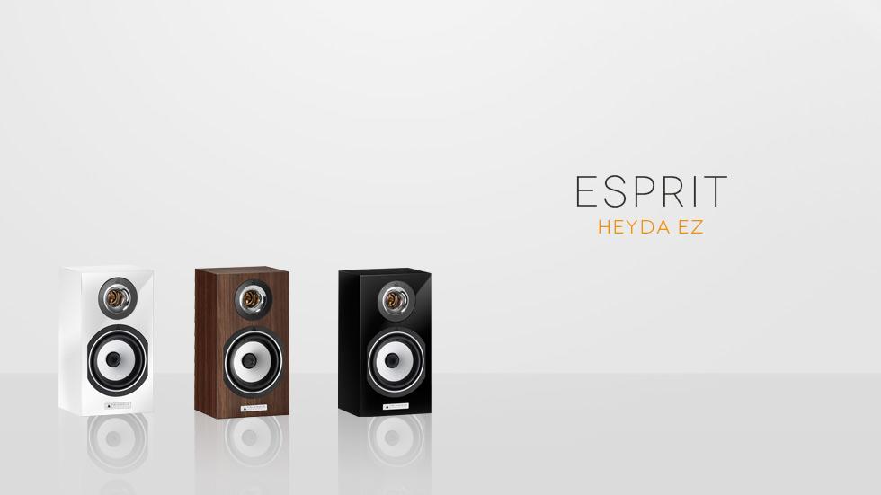Акустическая систем Triangle Esprit Heyda EZ